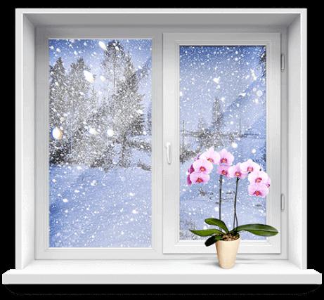 Картинки по запросу окна зимой фото